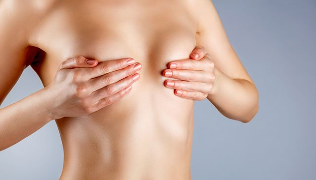 The breast lift with no T scar