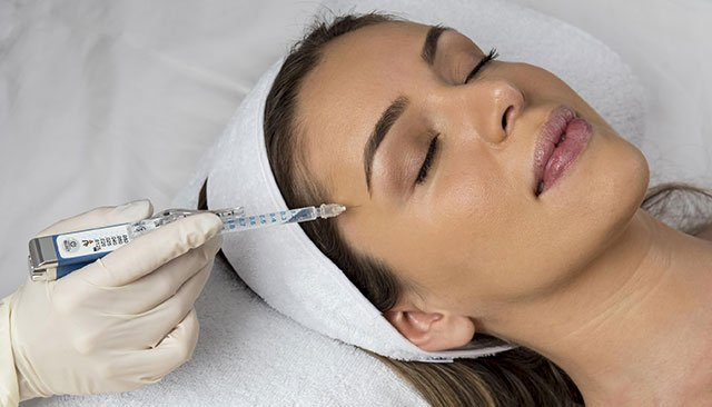 Juvapen injector pen for botulinum toxin injections