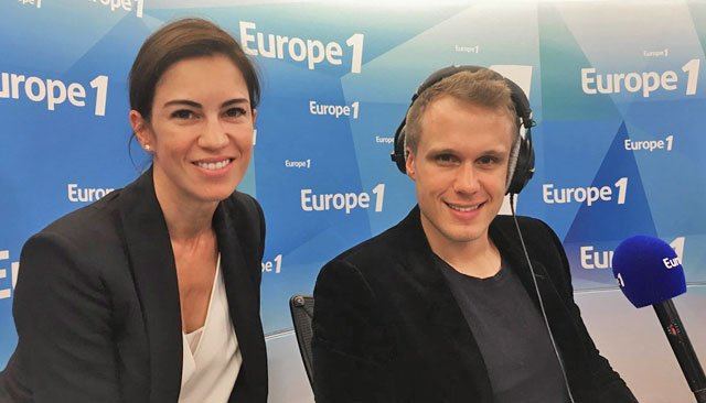 Interview with Dr Natalie Rajao on Europe1