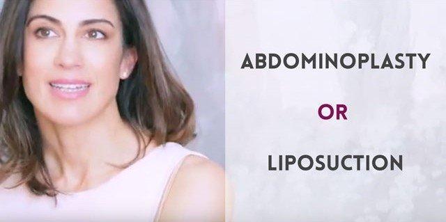 Abdominolasty liposuction rajao